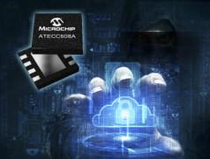 Microchip mit neuem CryptoAuthentication™-IC