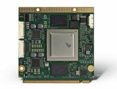 Congatec unterstützt die neuen i.MX8 Prozessoren von NXP