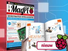 NEU: Das offizielle MagPi-Magazin!