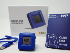 NXP Rapid IoT Prototyping Kit.