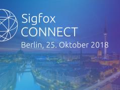 Sigfox Connect präsentiert digitale Transformation 2.0