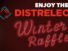 Distrelec Winter Raffle Tag 5