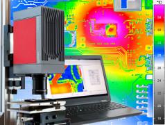 Fehler in der Elektronik mittels Thermografie präzise erkennen