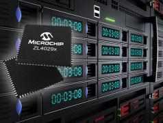 Microchip stellt die ersten Taktpuffer vor, die den DB2000Q/QL-Standards und den PCIe-Gen-4-/Gen-5-Spezifikationen für geringen Jitter entsprechen