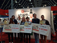 Das beste Start-up von Benelux!