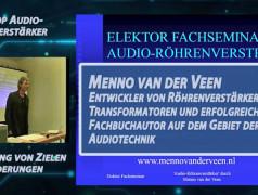 """Gratis für Elektor-Leser: Videokurs """"Audio-Röhrenverstärker"""" (Teil 1)"""