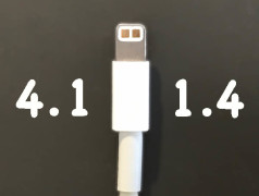 Neuer USB-4.1-Stecker. Bild: Rotkele