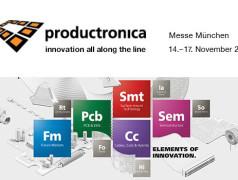 Elektor auf der productronica