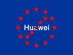High-Tech aus China: Huawei bekommt auch in der EU Probleme