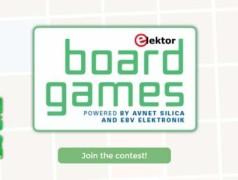 Die Elektor Board Games: Design for a better World