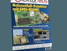 ElektorLabs Magazin 9-10/2018 nun erhältlich!
