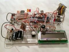 2-Kanal-NMEA-Datenlogger im Selbstbau