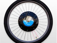 Elektrisches Vorderrad: Bild: UrbaNext/Indiegogo