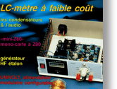 audio & condensateurs