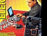 oscilloscope à mémoire à huit canaux (concours)