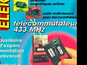 télécommutateur 433 MHz