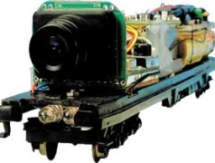 Un wagon caméra