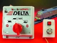 Régleur manuel pour DELTA-Control de Märklin