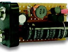 Condensateur en accumulateur