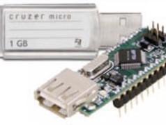 Contrôleur à clé USB