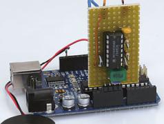Thérémino avec Arduino