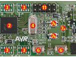 Périphériques USB au tour de l'AVR