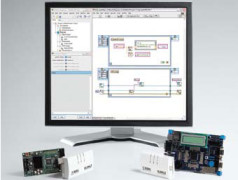 LabVIEW Embedded pour μC ARM