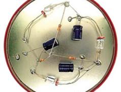 oscillateur à LED et LDR en anneau