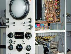 spectromètre pour fréquences audio Freystedt (1935)