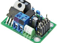 commande de vitesse de moteur cc pour modèles RC