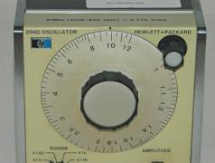 générateur audio Hewlett-Packard 200AB