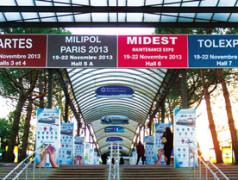 salons CARTES 2013 et Milipol