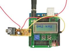 Arduino en émetteur AM