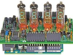 shield à VFD pour Arduino Uno