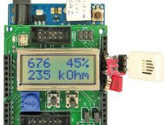 Arduino et la mesure de résistance