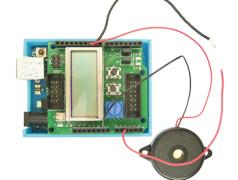 Arduino en détecteur de HF