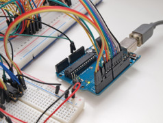 journal défilant avec Arduino