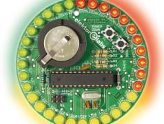 anneau de LED programmable