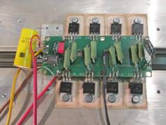 amplificateur en classeA simple