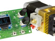 régulateur de température de tête d'imprimante 3D