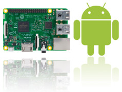 Android sur Raspberry Pi (2)