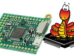 MicroPython et PyBoard