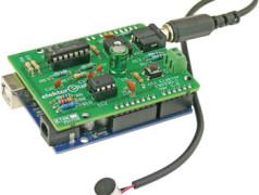 simple détecteur de hauteur de son