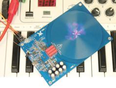 de la micro-bobine Tesla au synthétiseur MIDI
