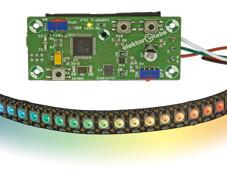 contrôleur de LED pour habitronique