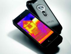 Caméra thermique pour iPhone
