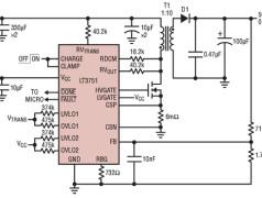 Chargeur de condensateur rapide