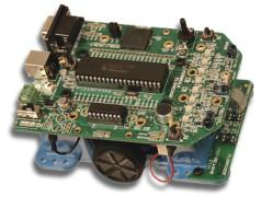 Robot mobile programmable - avec USB