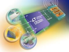 Transmetteur IO-Link avec régulateurs intégrés