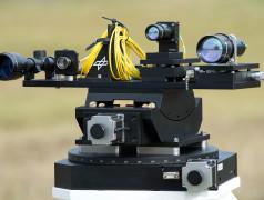 Débit de transmission par laser : 45 DVD par seconde !
